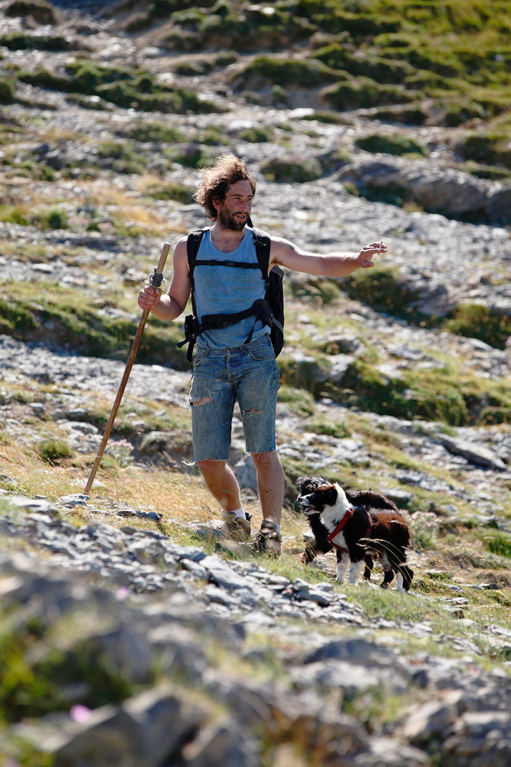 Shepherd, French Pyrenees