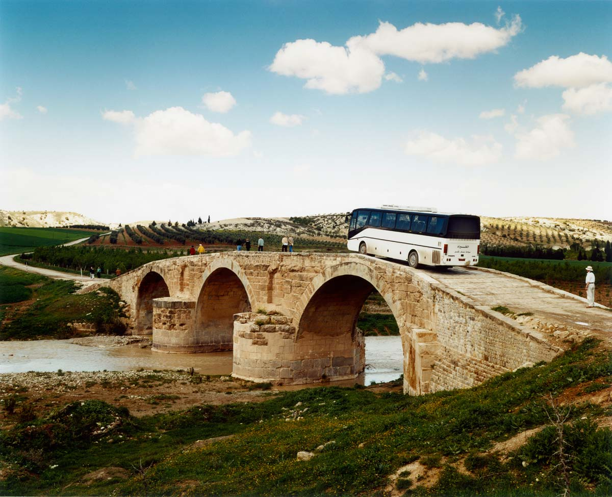 Roman Bridge, Syria